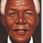 "Cover of ""Nelson Mandela"" by Kadir Nelson"