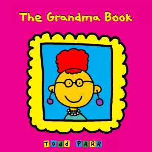 The Grandma Book Cover