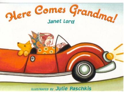 here comes grandma cover