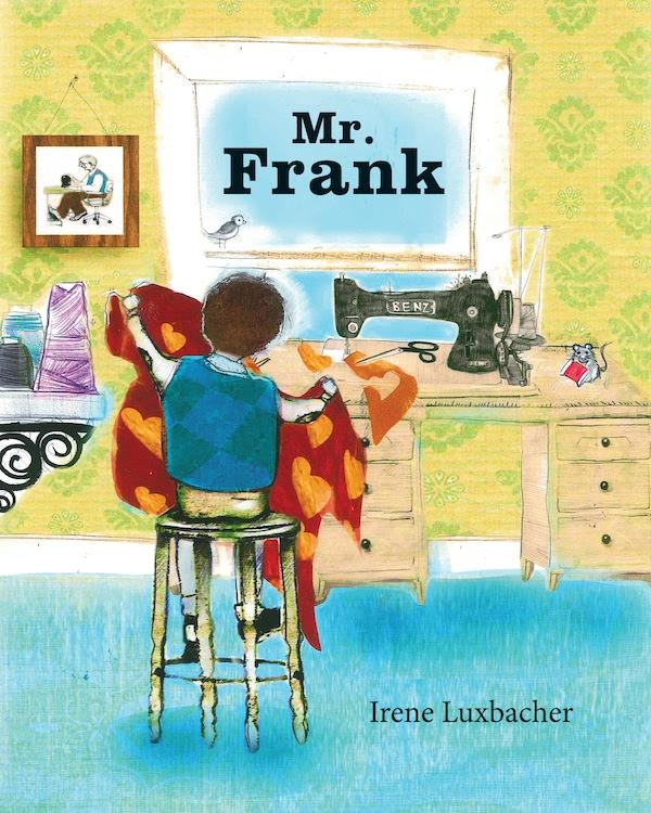 mr frank cover