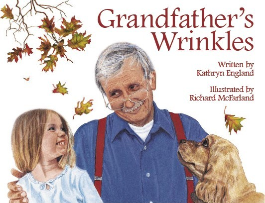 Grandfathers Wrinkles