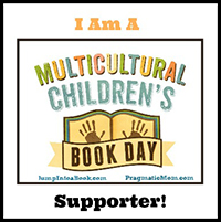 I Am A Multicultural Children's Book Day Supporter